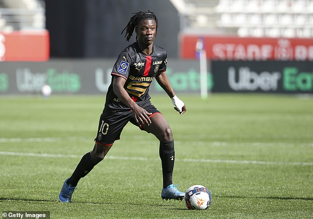 Eduardo Camavinga will reject all contract offers made by Rennes, according to reports