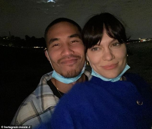 New journey: The musician, 33, touched on her parenthood wishes amid her new romance with her dancer boyfriend Max Pham Nguyen (pictured)