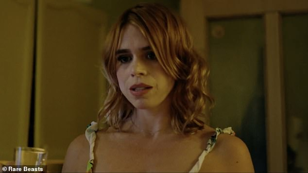 It takes little time to get there!  Billie Piper's film Rare Beasts is finally set to be released in the UK and Ireland on May 21, nearly three years after its 2019 Venice Film Festival premiere.