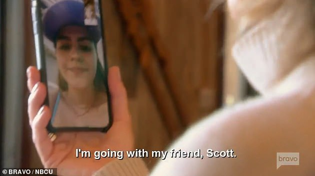 Every mother's worst nightmare? Lisa has a strong reaction to the news about Scott