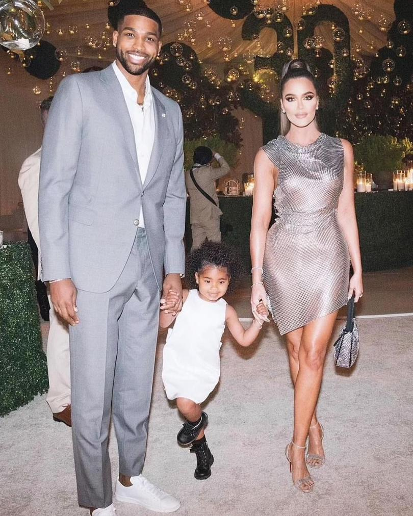 Family: True is the daughter of Khloe and Tristan Thompson; the couple have reconciled after two public cheating scandals on his end