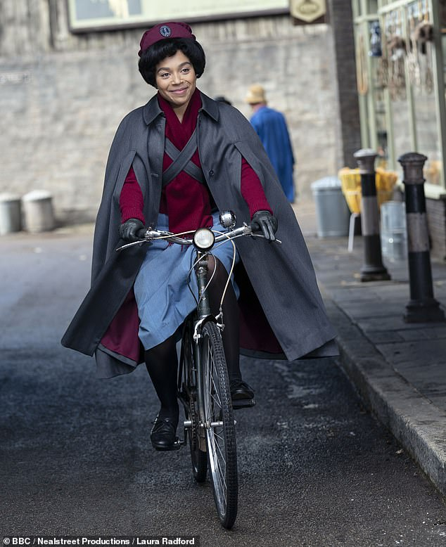 Coming soon!Call The Midwife has given fans their first look at the upcoming 10th series as Nonnatus House tackles the perils of nuclear testing and the joy of the 1966 World Cup
