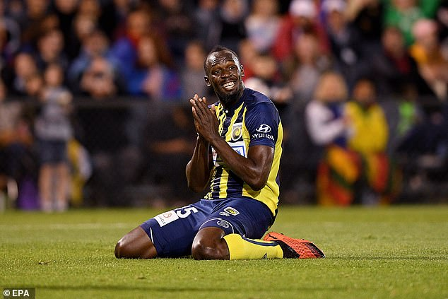 The Mariners are best remembered for hosting Usain Bolt for an 'indefinite training period'