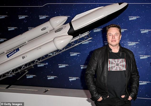 A la luna: el jefe de Tesla y SpaceX, Elon Musk, es uno de los defensores más famosos de Bitcoin