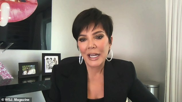 Kris Jenner talks about how she processed ex Caitlyn Jenner's gender  transition - 247 News Around The World