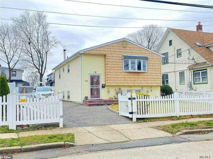 FREEPORT, LONG ISLAND: This home on Shonnard Avenue sold for a $6,000 increase at $495,000 in January. The area's waterfront Nautical Mile is a big draw, as well as its beaches and restaurants