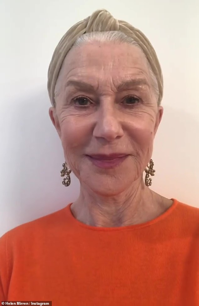 Campaign:The Oscar-winning actress, 75, who is part of L'Oréal Paris' Stand Up Against Street Harassment campaign, added that in her 20s she would stay in reading books as she didn't feel 'safe' out and is still 'p***ed off' about the fact she was 'repressed' (pictured in March)
