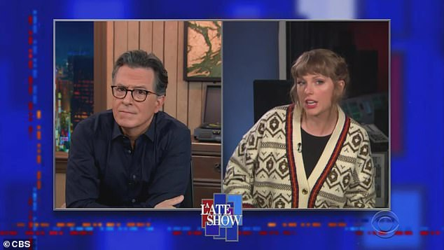 """Comedic Deadpan: """"That's right.  I mean, you were probably 44 years old, 179 days old, give or take seven hours, '' Taylor said with a comedic dead end."""