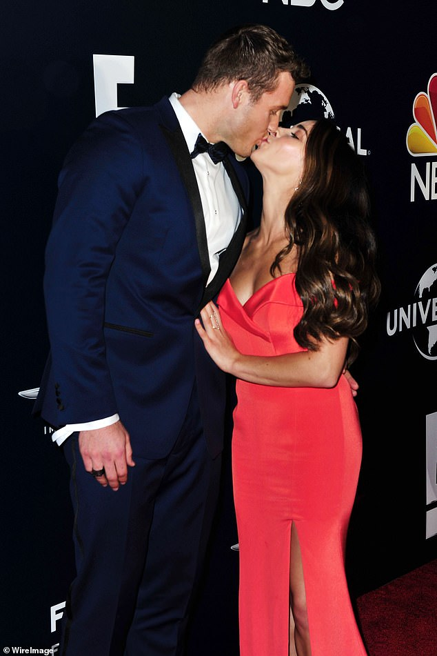 Relationship: Colton dated Olympic gymnast Aly Raisman from August 2016 until April 2017, before he appeared on The Bachelor franchise