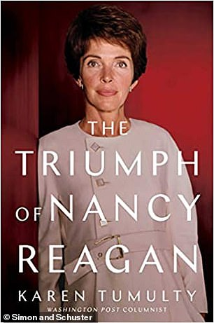 The Triumph of Nancy Reagan, by Washington Post journalist Karen Tumulty, was published on April 13, 2021, by Simon & Schuster
