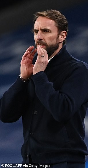 Southgate is now England's manager