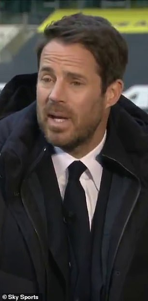 Redknapp in his role as a Sky Sports pundit