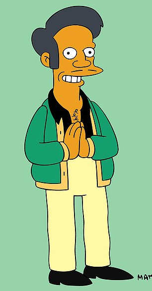 Apu, an Indian immigrant who runs Springfield's Kwik-E-Mart convenience store on the longtime show, first appeared on The Simpsons in 1990