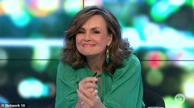 Whoops! The Project host Lisa Wilkinson has landed herself in hot water with Network 10 after live tweeting an episode of Married At First Sight earlier this week