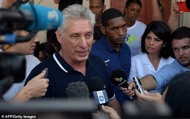 Diaz-Canel will be only the third-ever first secretary of the all-powerful Communist Party of Cuba (PCC), while still retaining the presidency
