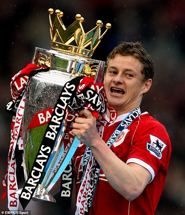 Solskjaer won six Premier Leagues as a United player and is keen to do likewise as the manager