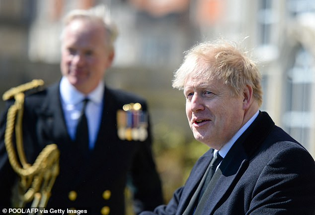 The announcement prompted speculation that the Prime Minister (pictured yesterday) has caved in to rebel Tory backbenchers