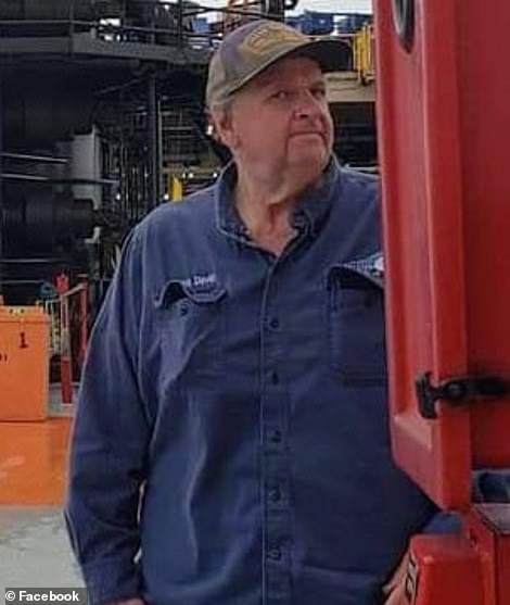 Captain David Ledet, 63, was confirmed dead in the boat disaster