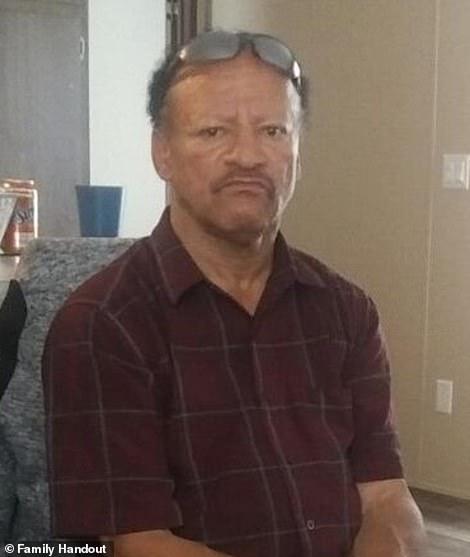Gregory Walcott, 62, was still missing on Friday