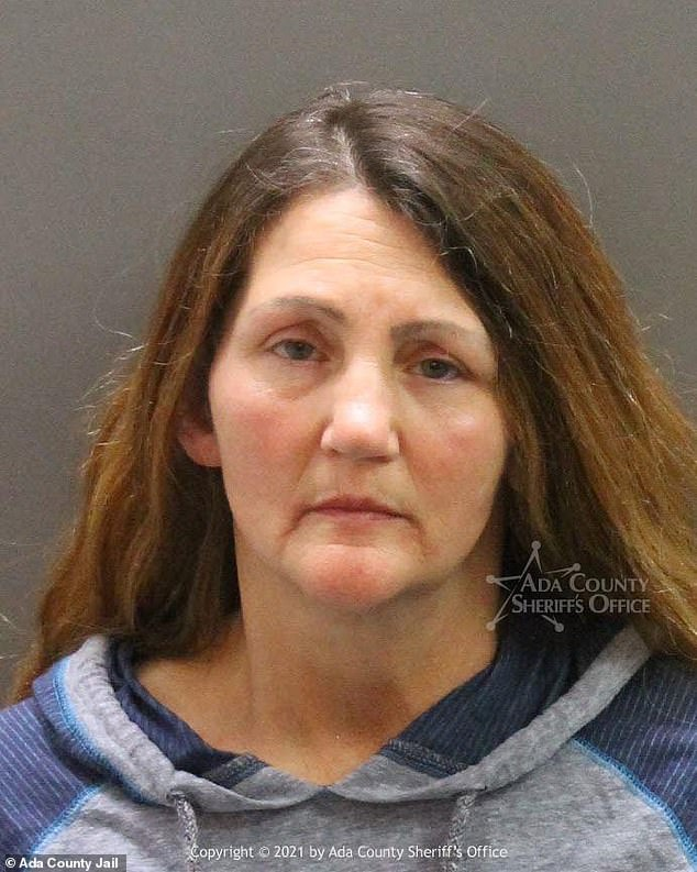 An Ada County Jail roster shows that 54-year-old Connie Smith, from Emmett, was booked Thursday and charged with first-degree murder. Local authorities said that a suspect was arrested but did not provide an identity