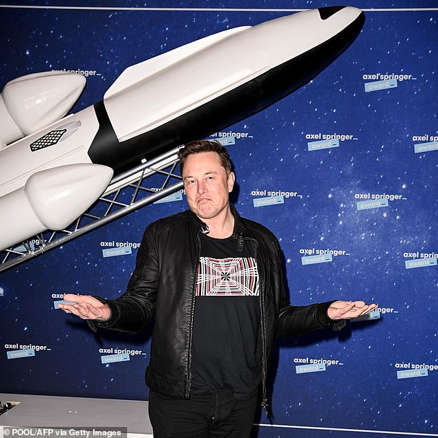 NASA has reportedly chosen Elon Musk's SpaceX to build the spacecraft that take the first woman and next man to the moon. The Washington Post obtained documents showing SpaceX beat out Jeff Bezos' Blue Origin and Dynetics for the $2.9 billion contract