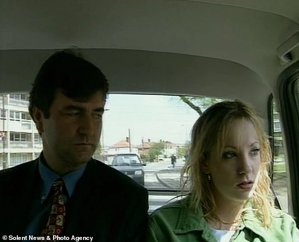 Before Downton Abbey: Actress Joanne Froggatt starred in the hit police show back in 1996 when she had a part during episode Unlucky In Love