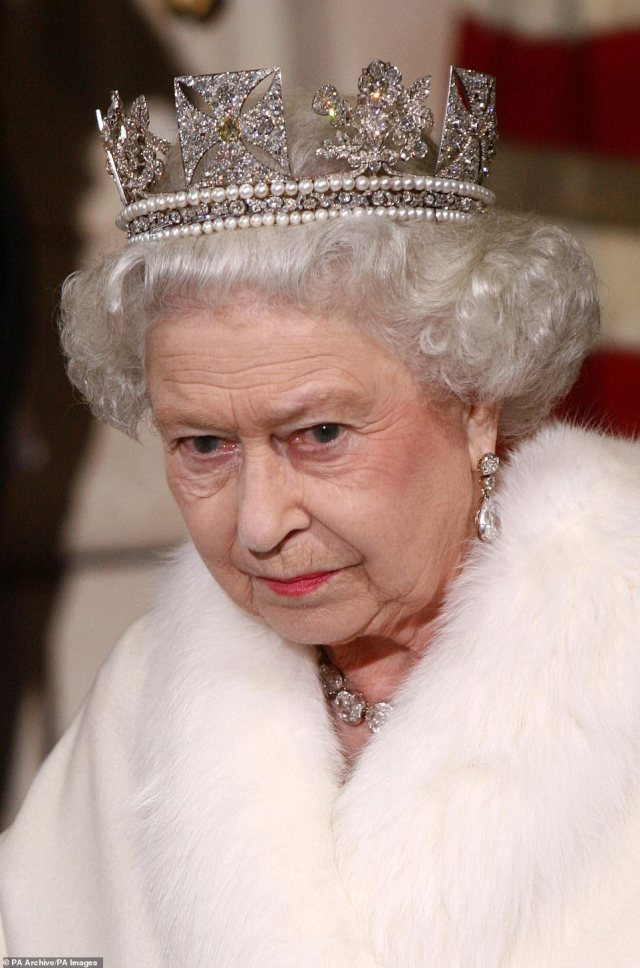 Anyone who reaches the Queen's great age must brace themselves for personal loss. And it is certainly true that she had been preparing herself for some time for the day Philip would no longer be there — not that it made it any easier when that moment came on Friday of last week