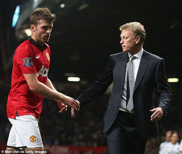 But he lasted less than a year in the post after the Red Devils finished outside the top six