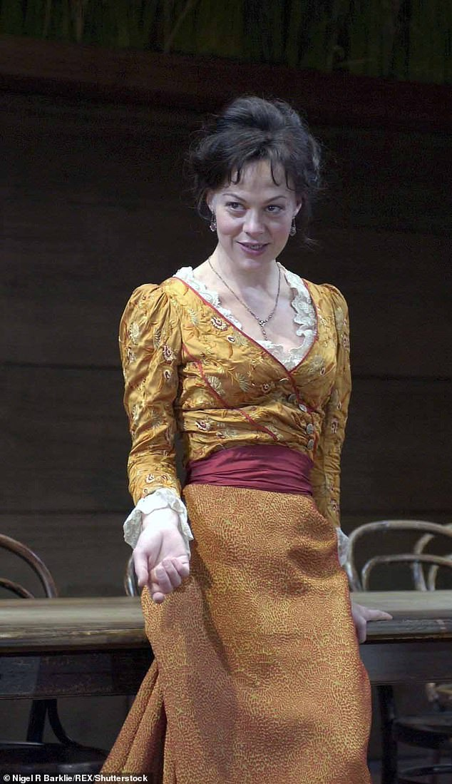 Helen was nothing if not a giver of care. But, of course, she excelled as an actress