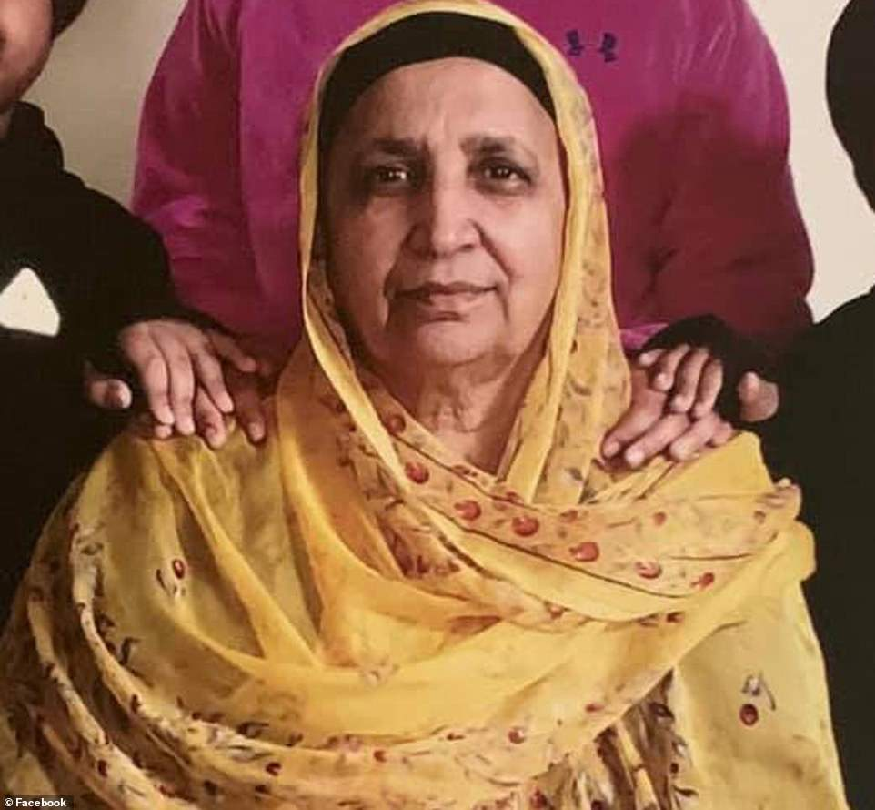 Amarjeet Kaur Johal, 66, is among those killed in the shooting at the FedEx facility in Indianapolis