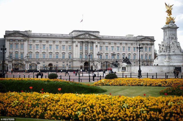 While she will return to work at Buckingham Palace, it is unlikely she will ever spend another night there