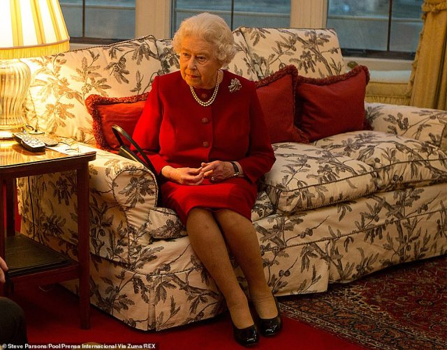 One day, not long after Prince Philip's retirement and when he was living alone at Wood Farm on the Sandringham estate, the Queen had remarked to one of her Windsor staff: 'Do you know, I haven't seen him for six weeks'
