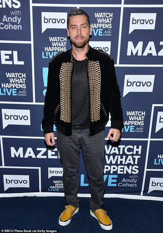 He can relate: Lance Bass has spoken out about Colton Underwood and the backlash The Bachelor star has been receiving since he came out on GMA this week