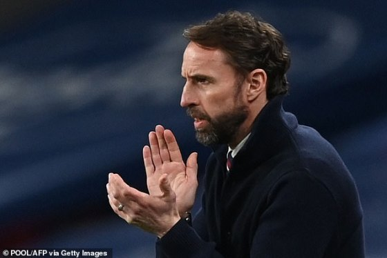 Southgate is currently blessed with so many attack options in that part of the field