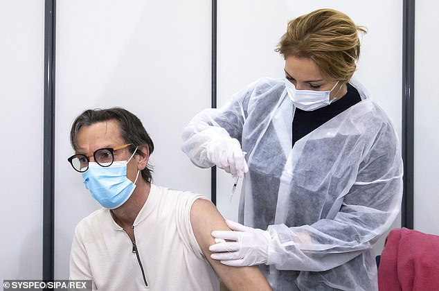 Surveys show a majority of French people, already the most skeptical of vaccines in Europe, now believe AstraZeneca's vaccine to be dangerous due to Macron's alarmism