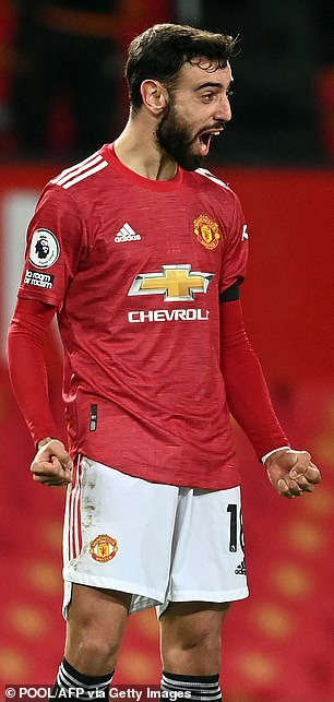 Bruno Fernandes' Manchester United have committed to the European Super League