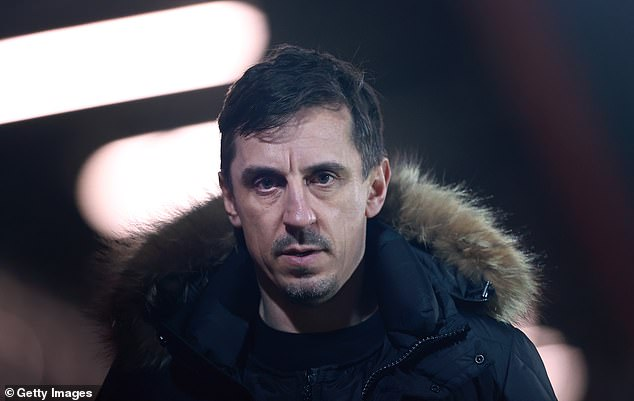 And Manchester United icon Gary Neville blasted the proposed plan as an 'absolute scandal'
