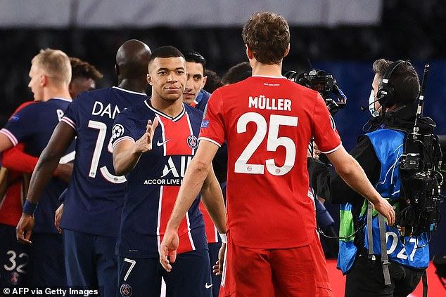 European giants Paris Saint-Germain and Bayern Munich have stood up to the proposal