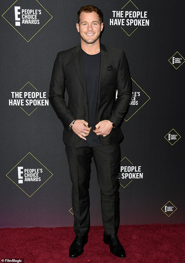Make Moves: Last week, multiple news sources confirmed that Underwood is currently working on a documentary series slated for release on Netflix;  He is seen at the 2019 E!  People's Choice Award