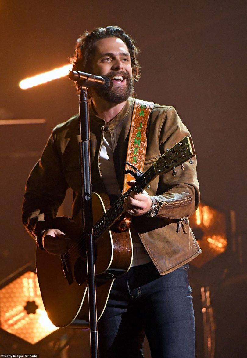 Returning champ: He tied for Entertainer of the Year with Carrie Underwood at the 2020 ceremony