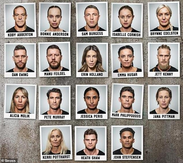 Revealed: Former NRL star Sam Burgess, Home and Away's Dan Ewing, Bra Boy Koby Abberton and Brynne Edelsten have joined the SAS Australia line-up - as all 18 of the 2021 recruits are confirmed