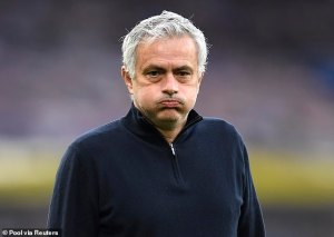 Tottenham SACK Jose Mourinho just six days before the Carabao Cup final