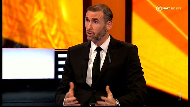 Former Arsenal defender Martin Keown is one of the six club icons to speak to Sportsmail