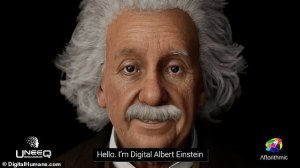 Scientists create AI Albert Einstein, who chats and answers questions about the famous theories