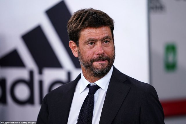 UEFA's president Aleksandar Ceferin has hit out at Juventus chief Andrea Agnelli and said that he 'lied so many times'
