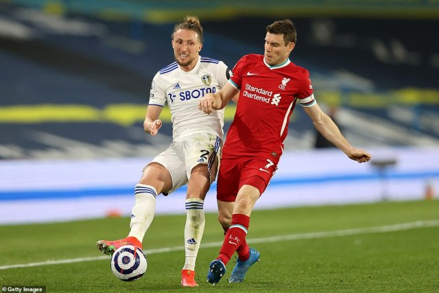 After Liverpool drew 1-1 against Leeds, Liverpool's captain for the night James Milner issued a blunt assessment of the Super League proposals, saying that he dislikes the plans and that he hopes they don't happen