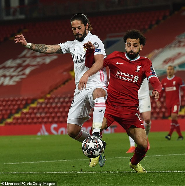 The Super League would see matches like Real Madrid vs Liverpool become a regular thing