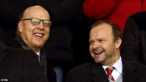 Joel Glazer 'tried to persuade Ed Woodward not to resign as executive vice president of Manchester Utd'