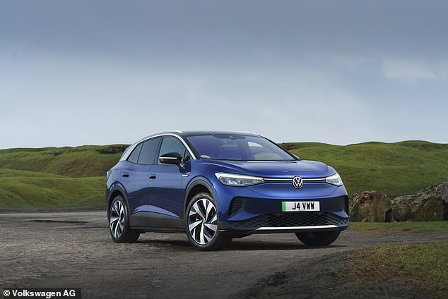 World Car of the Year: Volkswagen's ID.4 electric SUV has taken the crown in 2021