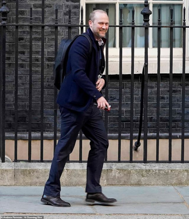 Jack Doyle has been appointed as the new Downing Street Director of Communications